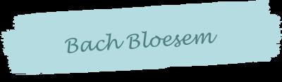 bachbloesem